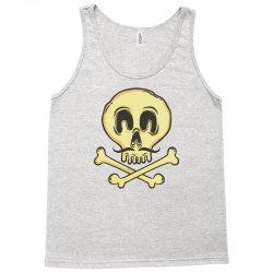 funny skull mustache Tank Top | Artistshot