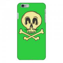 funny skull mustache iPhone 6 Plus/6s Plus Case | Artistshot