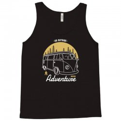 go outside to new adventure Tank Top | Artistshot