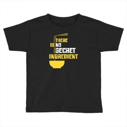 Secret Ingredient Toddler T-shirt Designed By Tonyhaddearts
