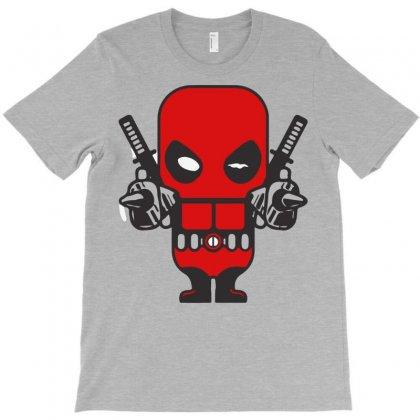 Minipool T-shirt Designed By Mdk Art