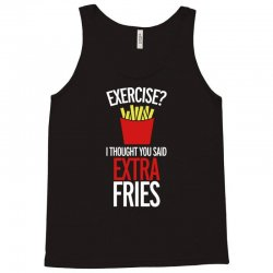 extra fries Tank Top | Artistshot