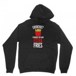 extra fries Unisex Hoodie | Artistshot