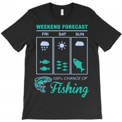 weekend fishing T-Shirt | Artistshot