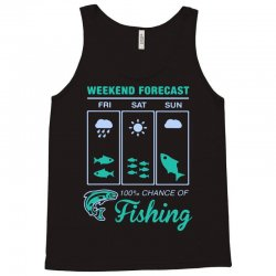 weekend fishing Tank Top | Artistshot