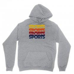 vintage sports Unisex Hoodie   Artistshot