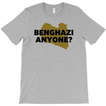 Benghazi Anyone T-shirt Designed By Gematees