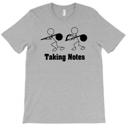 Taking Notes T-shirt Designed By Tonyhaddearts