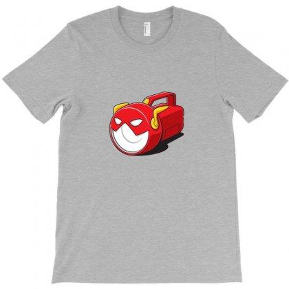 Flash Light T-shirt Designed By Mdk Art