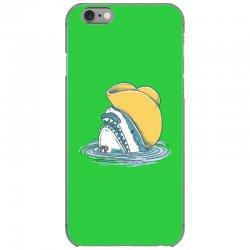 funny hat shark iPhone 6/6s Case | Artistshot