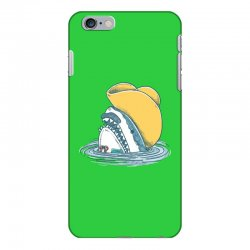 funny hat shark iPhone 6 Plus/6s Plus Case | Artistshot