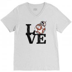 love bb V-Neck Tee | Artistshot