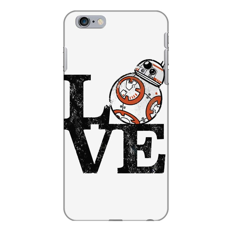 e3d3c154 Custom Love Bb Iphone 6 Plus/6s Plus Case By Mdk Art - Artistshot