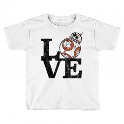 love bb Toddler T-shirt   Artistshot