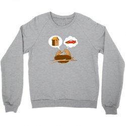 Funny Priorities Crewneck Sweatshirt | Artistshot