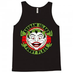 funny place Tank Top | Artistshot