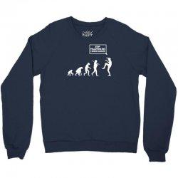 funny karate evolution Crewneck Sweatshirt | Artistshot