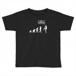 funny karate evolution Toddler T-shirt   Artistshot
