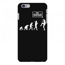 funny karate evolution iPhone 6 Plus/6s Plus Case   Artistshot