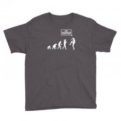 funny karate evolution Youth Tee   Artistshot
