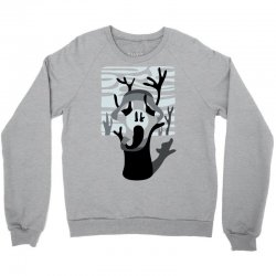 the tree's scream Crewneck Sweatshirt | Artistshot