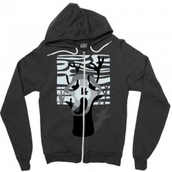 the tree's scream Zipper Hoodie | Artistshot