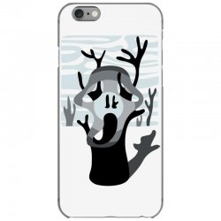 the tree's scream iPhone 6/6s Case | Artistshot