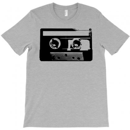 Cassette Tape T-shirt Designed By Gematees