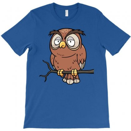 Owl T-shirt Designed By Gematees