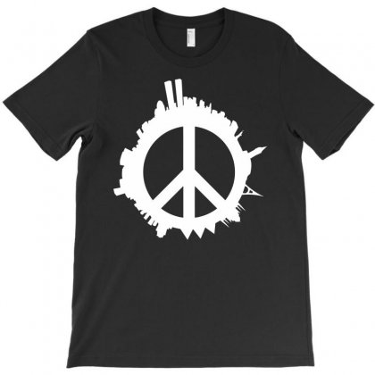 World Peace T-shirt Designed By Gematees
