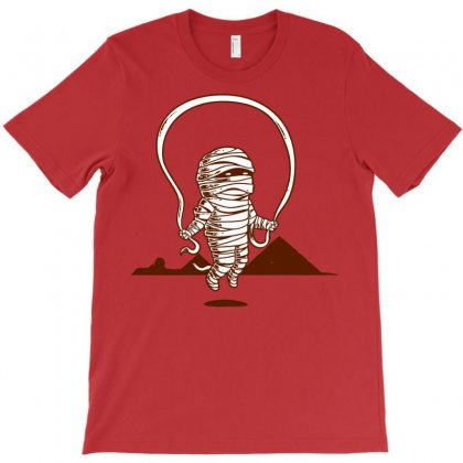 Funny Mummy Sport T-shirt Designed By Mdk Art