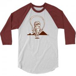 Funny Mummy Sport 3/4 Sleeve Shirt | Artistshot
