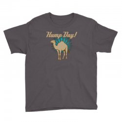 funny hump day camel Youth Tee   Artistshot