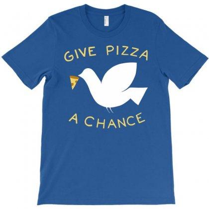 Pizza Play Bird T-shirt Designed By Tonyhaddearts