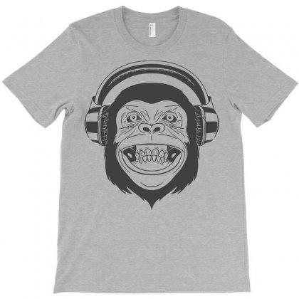 Listen To Music T-shirt Designed By Jokers