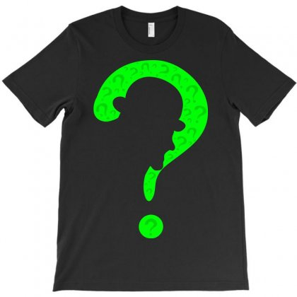 Why ????? T-shirt Designed By Jokers