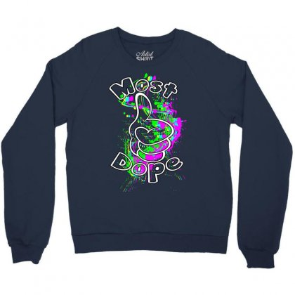 Mostdope Color Crewneck Sweatshirt Designed By Killakam