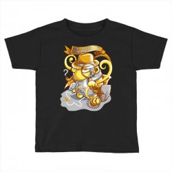 FUNNY ZODIAC SIGNS ARIES Toddler T-shirt | Artistshot