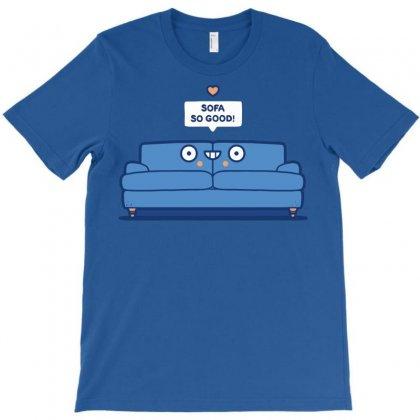 Sofa So God T-shirt Designed By Jokers