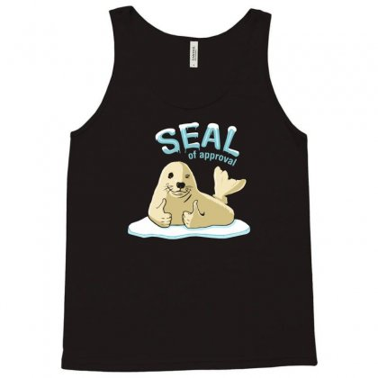Seal Of Approval Tank Top Designed By Gematees