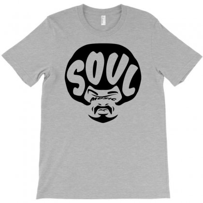 Soul Music T-shirt Designed By Gematees