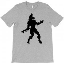 werewolf dancing T-Shirt | Artistshot