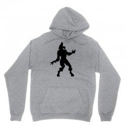 werewolf dancing Unisex Hoodie | Artistshot