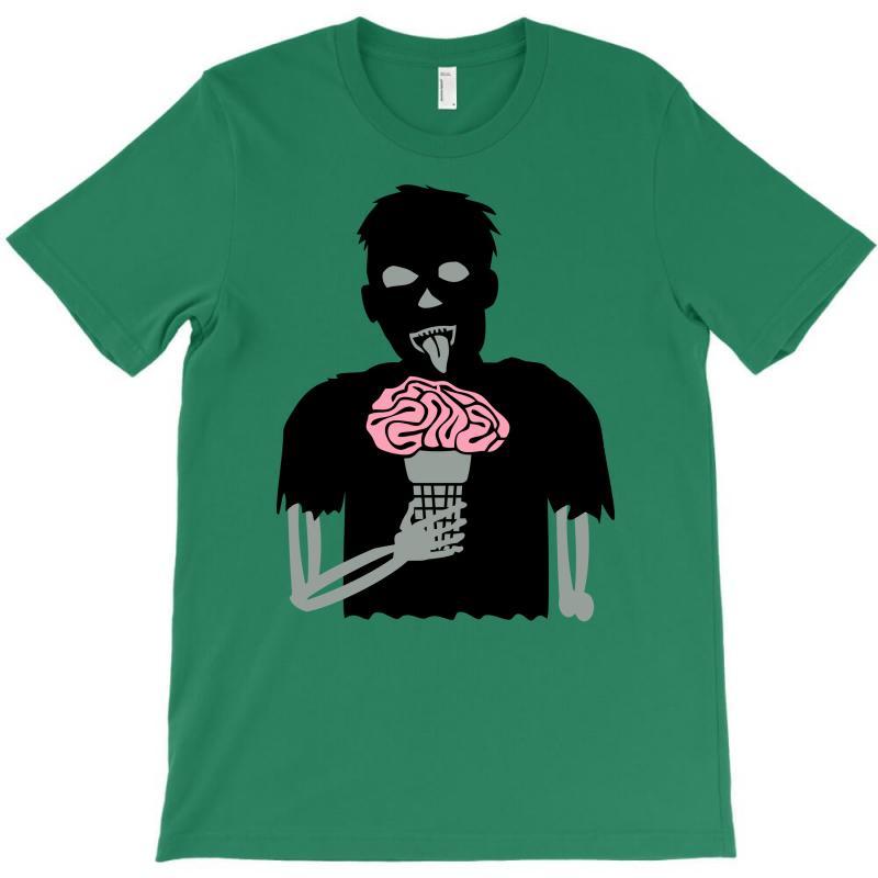 Zombie Treat Ice Cream T-shirt | Artistshot