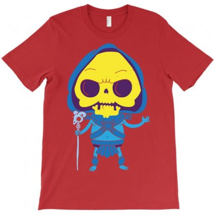 Mini Skeleton T-shirt Designed By Jokers