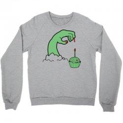 zombie brainday Crewneck Sweatshirt   Artistshot