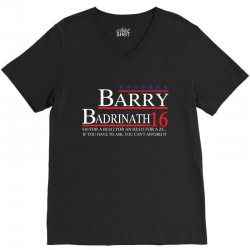 barry badrinath,beerfest,beer, barry, badrinath, broken, lizard,Funny,Geek V-Neck Tee | Artistshot