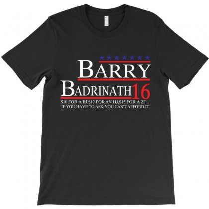 Barry Badrinath,beerfest,beer, Barry, Badrinath, Broken, Lizard,funny,geek T-shirt Designed By Rardesign