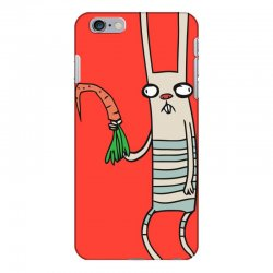 funny rabbit bunny holding a carrot iPhone 6 Plus/6s Plus Case | Artistshot