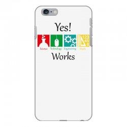 yes work science iPhone 6 Plus/6s Plus Case | Artistshot